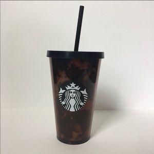 Starbucks Tortoise Shell Tumbler 16oz